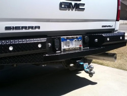 2015-18 Chevy / Gmc Rear Bumper