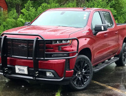 2019 Chevy 1500 Grille Guard