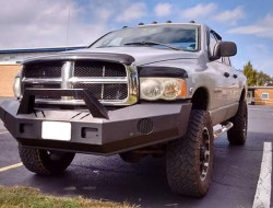 Truck Bumpers & Accessories | Thunder Struck Bumpers