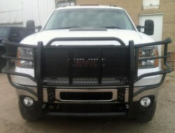 Grille Guard Thunder Struck Bumpers