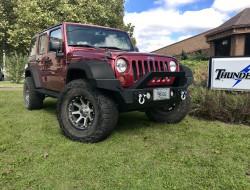 2007+ Jeep Wrangler Pre-Runner Series