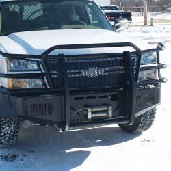 2003-07 CHEVY 2500/3500 (CLASSIC) ELITE SERIES WITH AN INTERNAL WINCH MOUNT