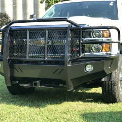2015+ Chevy Elite Series with optional Receiver Hitch