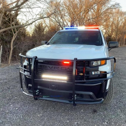 2019 2020 2021 Chevy 1500 Grille Guard Deer Guard Police Guard Setina Pro Guard