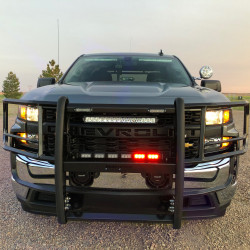 2019 2020 Chevy 1500 PI Grille Guard Deer Guard Police Guard Setina Pro Guard