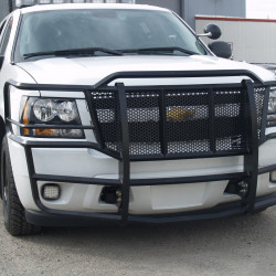 2007-14 Chevy Suburban/Tahoe 1500 Grille Guard  **Pictured above has optional Euro Bar and Lower Wrap Supports**