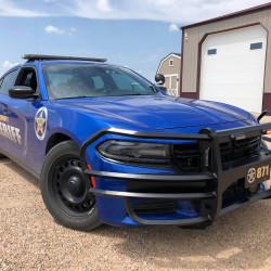 2015-19 Dodge Charger Pursuit TVI Grille Guard