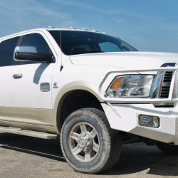 2010-12 DODGE 2500/3500 ELITE SERIES WITH A WHITE POWDER COAT