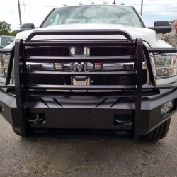 2013+ DODGE 2500/3500 SMOOTH ELITE SERIES WITH HORIZONTAL BARS