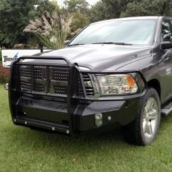 2013-18 Dodge 1500 with Front Park Assist Sensor Option