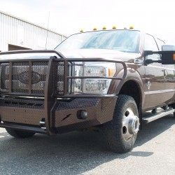 2011+ FORD F-250/350 ELITE SERIES IN A COPPER VEIN POWDER COAT