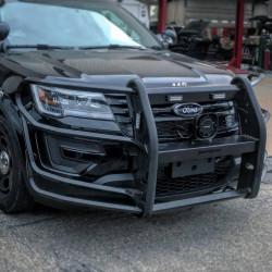 2020 Ford Explorer TVI Grille Guard Deer Guard Police Guard Setina Pro Guard