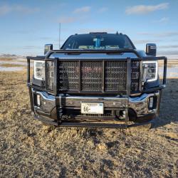 2020 GMC 2500 3500 2500HD 3500HD Grille Guard, Front Camera, Front Sensors, Cattle Guard, TS bumper, Thunder Struck Bumper, Ranch Hand, Diamond, Tread, front bumper