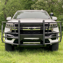 2021 Chevy Tahoe PPV SSV Z71 Grille Guard Deer Guard Police Guard Setina Pro Guard