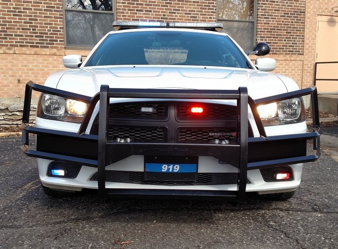 Dodge Charger Grille Guard 2011-14 | Thunder Struck Bumpers