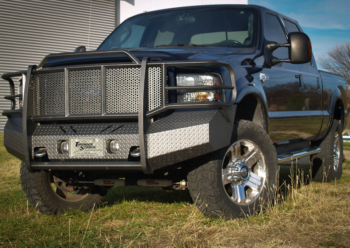 Ford f 250 elite series 2005 2007