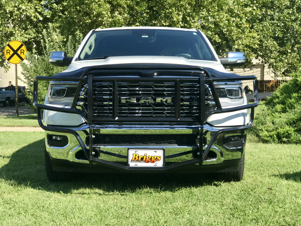 2019 2020 DODGE RAM 1500 Grille Guard, Front Camera, Front Sensors, Cattle Guard, TS bumper, Thunder Struck Bumper, Ranch Hand, Diamond, Tread, front bumper