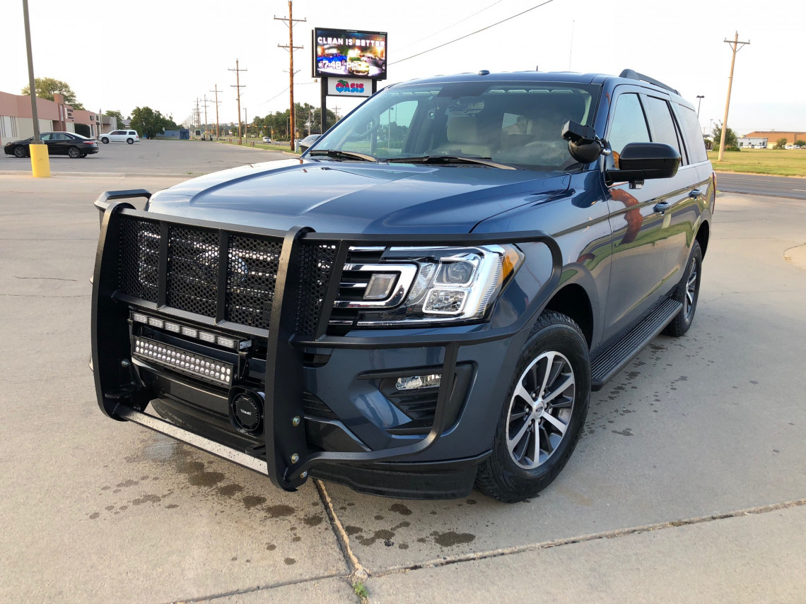 2018+ Ford Expedition Grille Guard